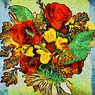 Flowers for Gogh  by Julien Menet