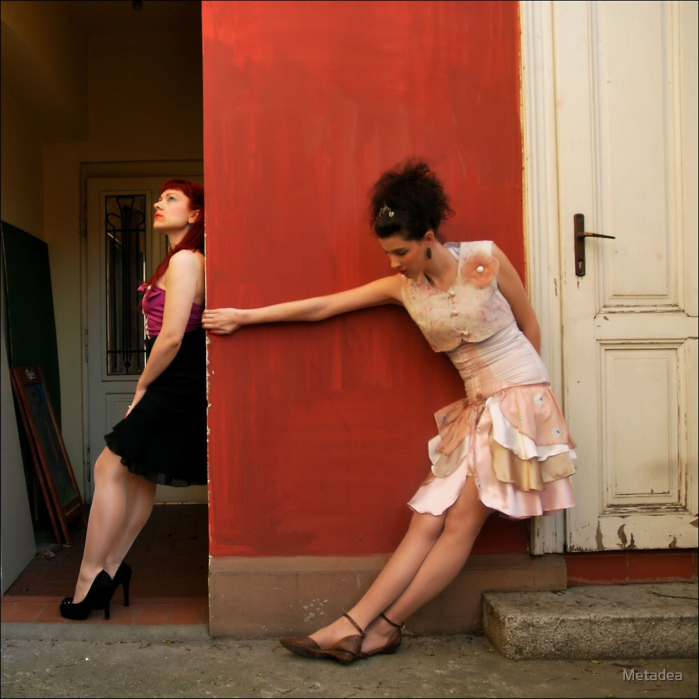 Walls and doors by Metadea