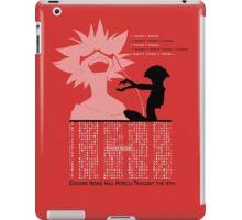 Ed - Cowboy Bebop iPad Case/Skin