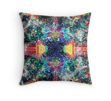 canonet20004 _GIMP _Iographica Throw Pillow