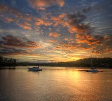 A Moment In Time - Newport, Sydney - The HDR Experience by Philip Johnson