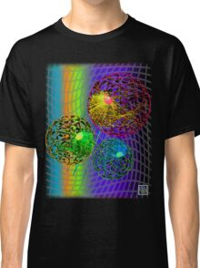"""96703210 Neutrino Alpha Particles""© Classic T-Shirt"