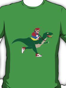 Mario and Yoshi V2 T-Shirt