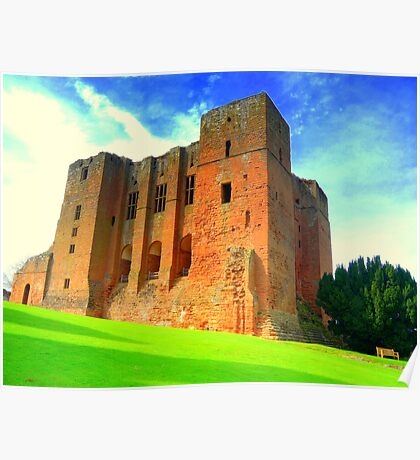 History Alight - Kenelworth Castle Poster