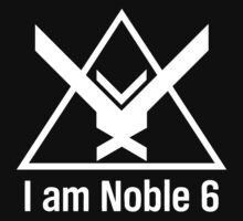 Halo Reach - I am Noble 6 by Animenace