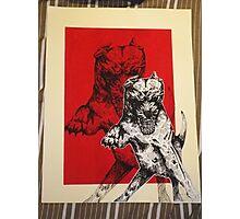 Untitled No. 2 (Pitt Bull) Photographic Print