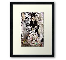 Graffiti Art 2 Framed Print