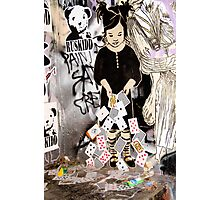 Graffiti Art 2 Photographic Print