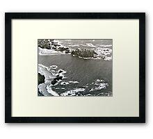Nootka, Vancouver Island Framed Print
