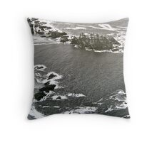 Nootka, Vancouver Island Throw Pillow