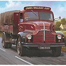 Leyland Comet 1949 by Mike Jeffries