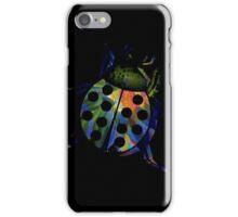 Colorful Ladybug iPhone Case/Skin