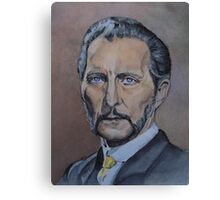 Peter Cushing: The Ghoul Canvas Print