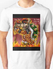 Bowser and Jr T-Shirt
