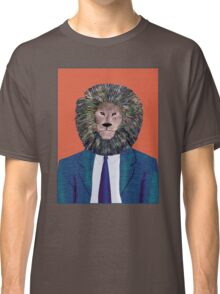 Mr. Lion's portrait Classic T-Shirt