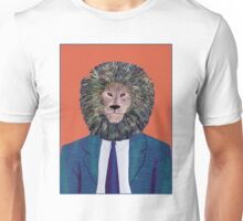 Mr. Lion's portrait Unisex T-Shirt