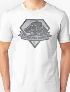 Diamond Dogs Shirt T-Shirt