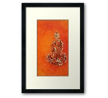 unitled. sin titulo. Framed Print