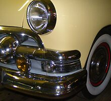 Ford Country Squire circ. 1960 Woody by Margie Avellino