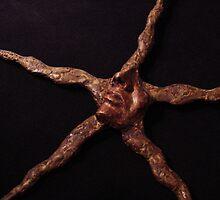 Star Sculpture by Zack Nichols
