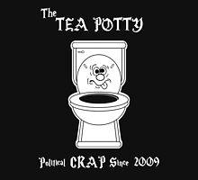 Tea Potty - Political Crap Since 2009 (Version 2) Unisex T-Shirt