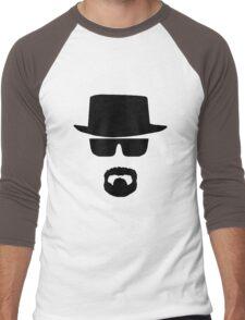 HeisenBerg Low Cost Men's Baseball ¾ T-Shirt