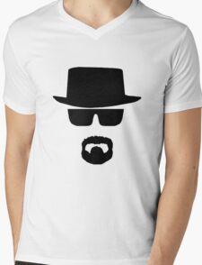 HeisenBerg Low Cost Mens V-Neck T-Shirt
