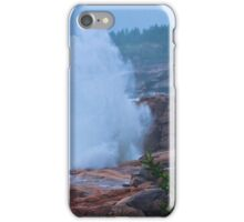 Big Splash Cape Breton iPhone Case/Skin