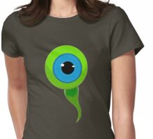 (Not So) Smol Septic Eye Sam Womens Fitted T-Shirt