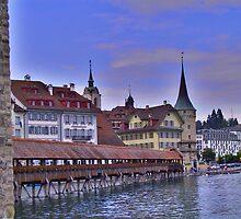 Luzern by Daidalos