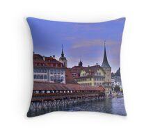 Luzern Throw Pillow