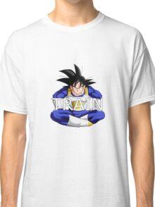 Dragon Ball Z - Goku TRAIN  Classic T-Shirt