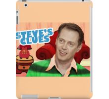 Steve Bluescemi iPad Case/Skin