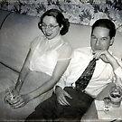 Young love 1946 by Ellen Cotton