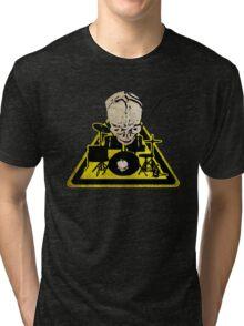 Dangerous drummer 2 Tri-blend T-Shirt