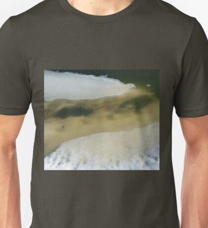 Running Water And Ice Unisex T-Shirt
