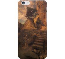 Golden Castle iPhone Case/Skin