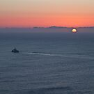 Newfoundland Sunrise by Kevin  Kroeker