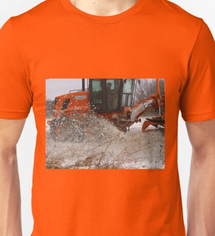 Workin' The Plow Unisex T-Shirt
