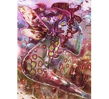 psychedelic earth faerie Photographic Print