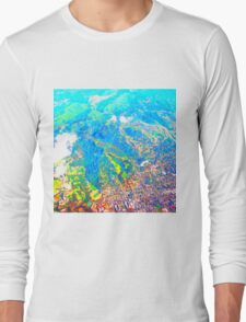View from Above Long Sleeve T-Shirt