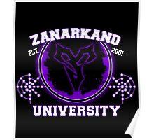 Zanarkand University Poster