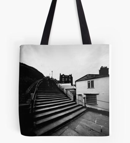 Whitby Steps Tote Bag