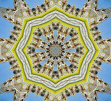 Stupa II QI by Hugh Fathers