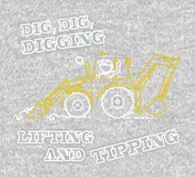 Dig, Dig, Digging Kids Clothes