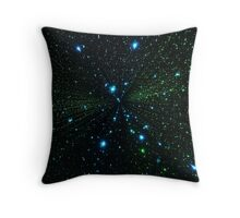 Out of this world starfield. Throw Pillow