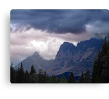 Ramparts- Mt. Fitzwilliam Canvas Print