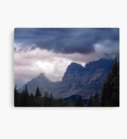 Ramparts- Mt. Fitzwilliam Canvas Print