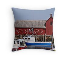 Rockport 2011 Throw Pillow