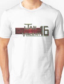 Jan Quadrant Vincent 16 Unisex T-Shirt